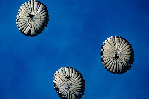 West Virginia National Guardsman Dies in Parachute Training