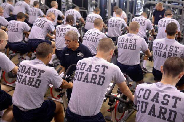 Goodbye Tape Test? Coast Guard Reviews Body Fat Policy