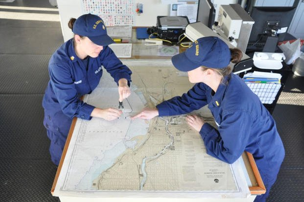 Coast Guard Strips Gender-Specific Pronouns from Evals