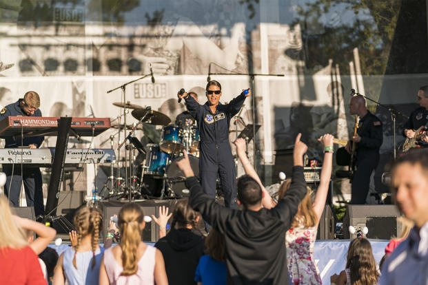 She Quit 'American Idol' to Join the Air Force | Military com