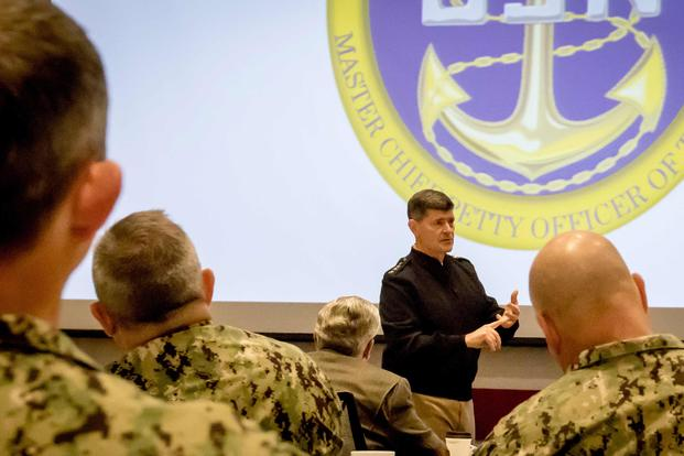 IG: Admiral Who Was Set to Lead the Navy Used Personal Email