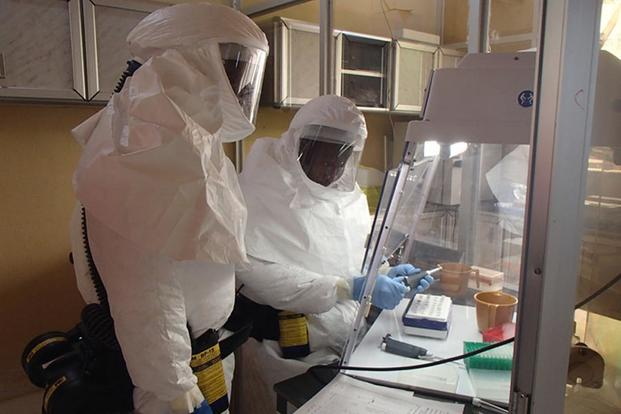 Army Biowarfare Lab that Tests Ebola and the Plague Failed Safety