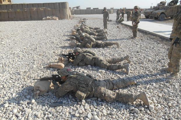Army Picks Gunmakers for Next Test Phase of Future Infantry
