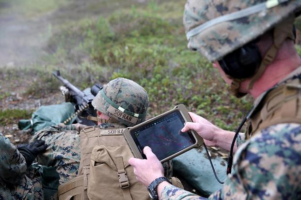 This Tactical Tablet Will Help Marines Cut Through Fog of