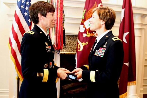 For the First Time Ever, Two Sisters Are Army Generals