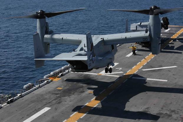 Thousands of US Sailors and Marines on Alert to Assist the