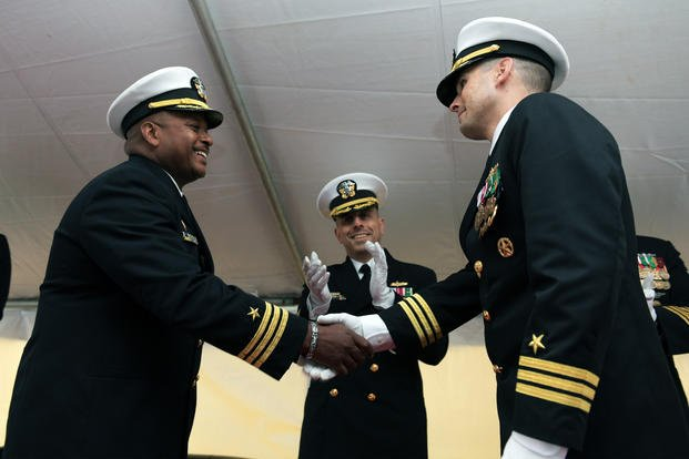 Navy Officer Explained | Military.com
