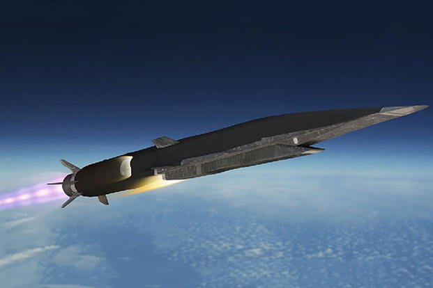 Russia Zircon Hypersonic Missile