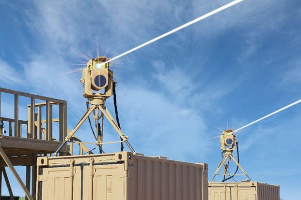 Marine Corps' Compact Laser Weapon Systems have been upgraded with stronger beams