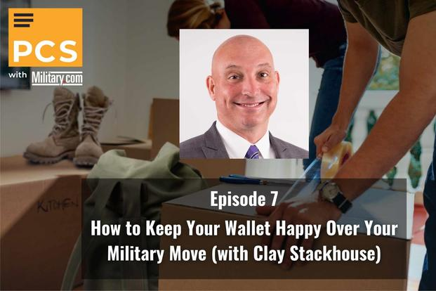 Clay Stackhouse on PCS Wtih Military.com