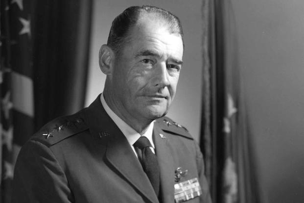 Lieutenant General Harry Edgar Goldsworthy