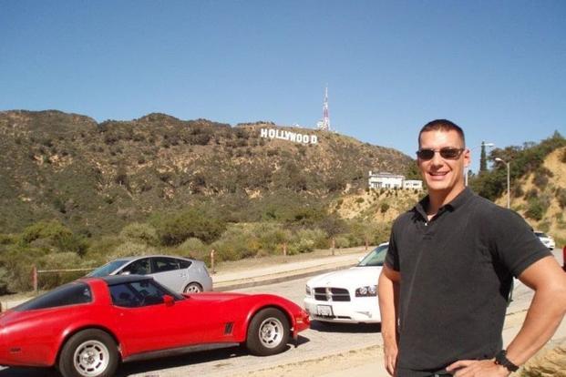 Marine Corps veteran and freelance journalist Austin Tice