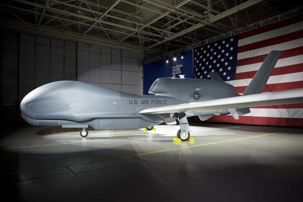 Northrop Tests New Global Hawk Drone Sensor | Military com