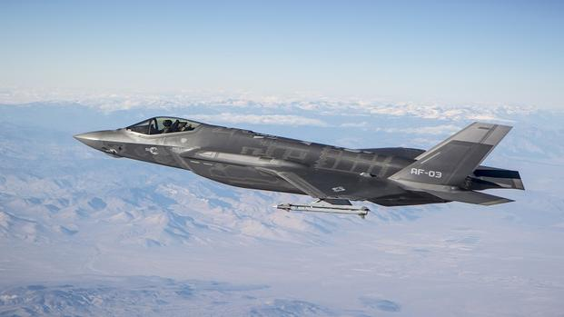 Air Force F-35 Hits Drone with Sidewinder Missile in 'Kill ...