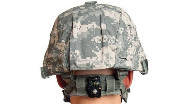 Report: Army Mothballs Helmet Blast Gauges | Military com