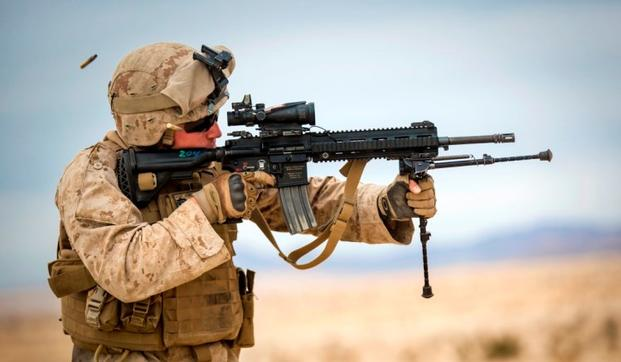 Marines to Get PMAG to Fix M27 Woes with M855A1 Round