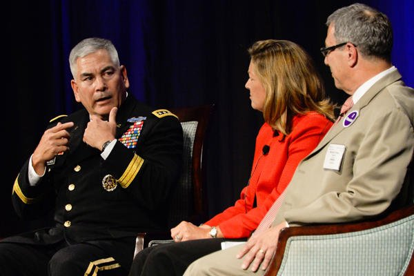 Army Vice Chief of Staff John Campbell