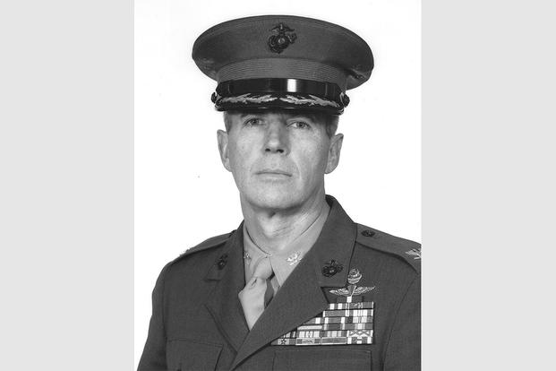 Colonel John W. Ripley (U.S. Marine Corps photo)
