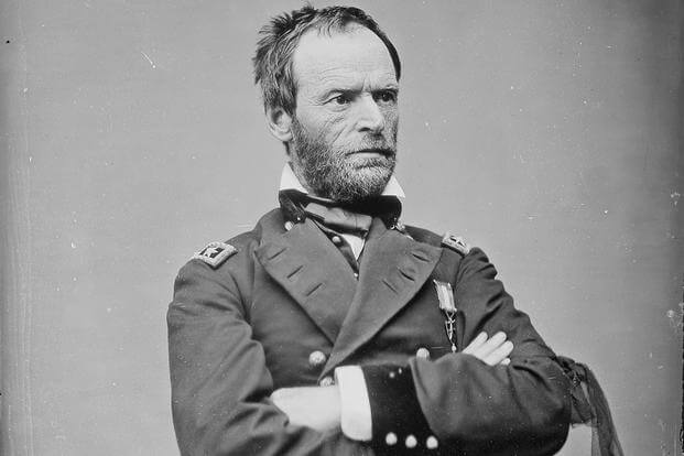 Gen. William Tecumseh Sherman (Photo: National Archives)