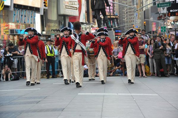 Old Guard Fife and Drum Corps