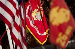 MArine Corps Colors
