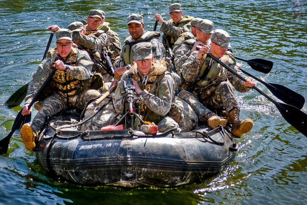 US Army Rangers