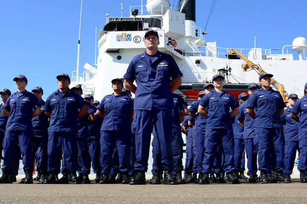 Coast Guard Reserve 79th Birthday   Military.com