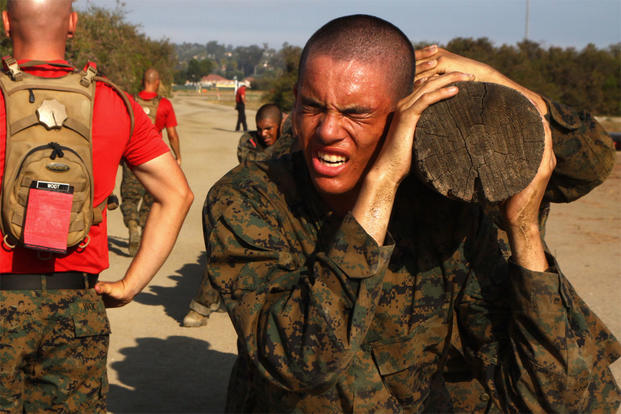 Marine Corps (USMC) Recruit Training | Military com