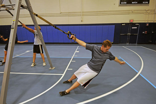 TRX FORCE: Mission Readiness Challenge