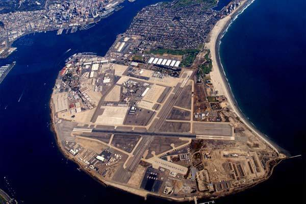 Naval Base Coronado is a consolidated Navy installation encompassing eight military facilities. (Navy)