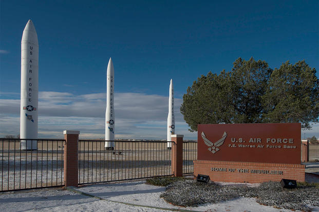 F.E. Warren Air Force Base (U.S. Air Force photo)