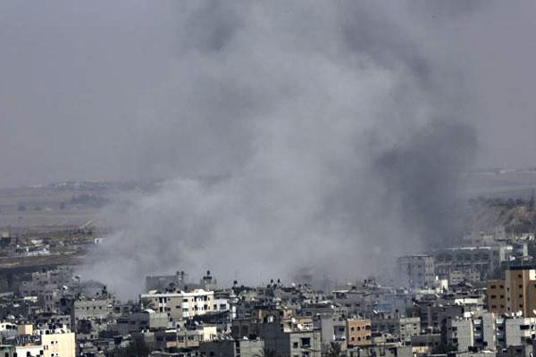 Why the US Military Puts Israel, Gaza in Europe | Military com