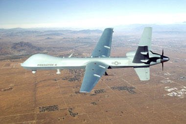Drone Base in Works for Persian Gulf