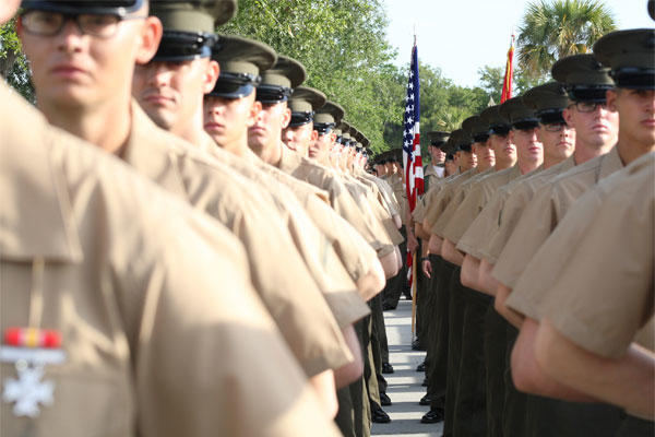 Marines To Wear Service Uniforms Every Friday | Military com