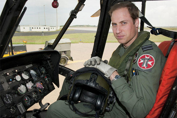 Prince William Ends Active Military Career Military Com