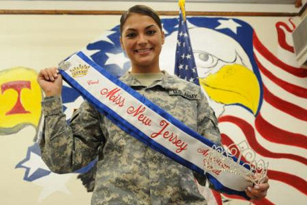 964103e65c3 Soldier Goes from Afghan Patrols to Pageant Runway