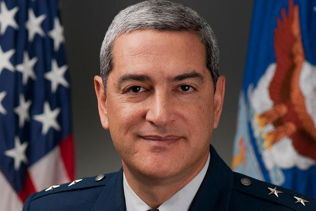 Maj. Gen. Kelly K. McKeague (U.S. Air Force photo)