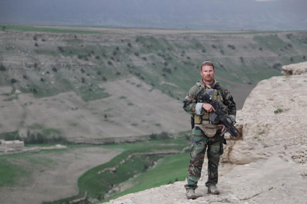 Master Sergeant Eden M. Pearl was deployed with Fox Company, 2nd Marine Raider Battalion, to Herat Province, Afghanistan, in 2009. (U.S. Marines Corps photo)