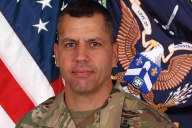 Army Lt. Col. Robert Howard (Army Photo)