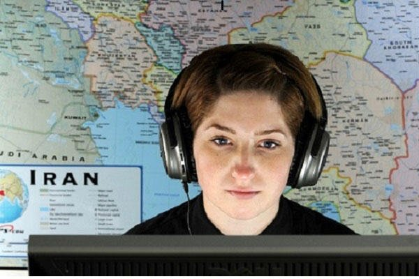 Seaman Olivia Kleiger, from Hampton, Va., uses the new CL-150 self-paced foreign language training software at the Center for Information Dominance Corry Station. (U.S Navy photo by Gary Nichols/Released)