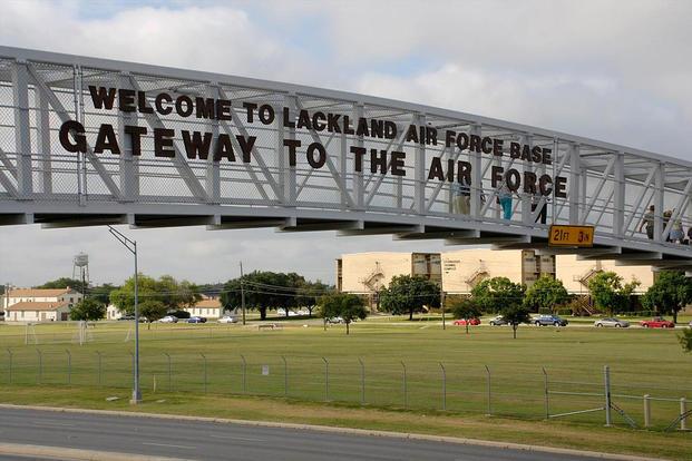 lackland air force base address