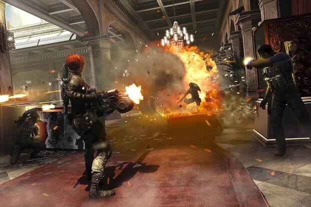 Game Review: Fuse | Military com