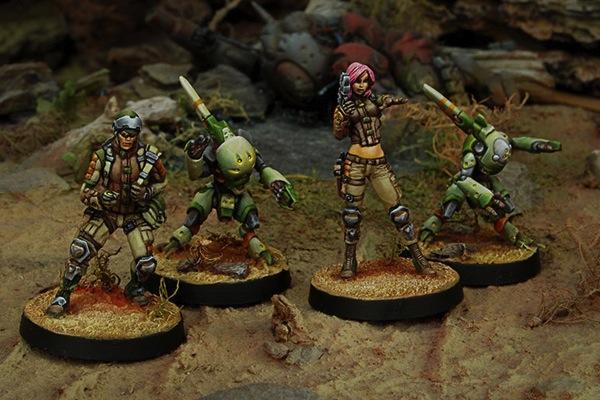 Wargame Spotlight Infinity Military Com