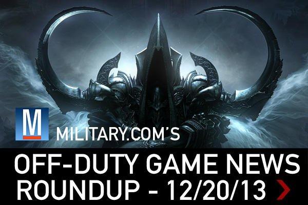 12/20/2013 Off-Duty Game News Roundup