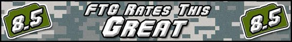Front Towards Gamer, review score 8.5