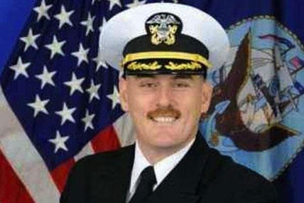 Cmdr. Michael P. Ward II