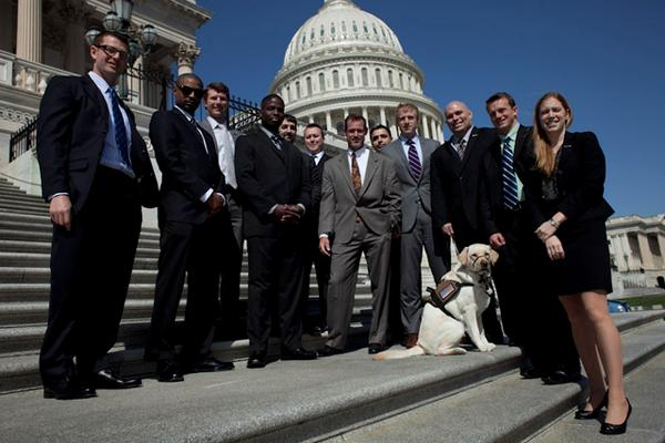 IAVA Fullbridge at Capitol Hill