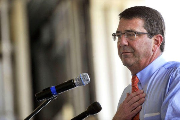 Ashton Carter. DoD photo by Glenn Fawcett