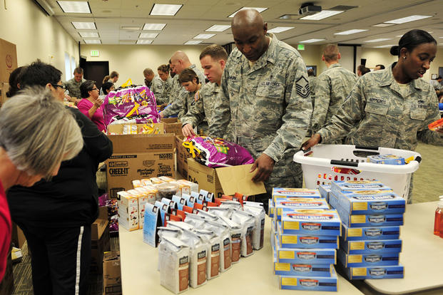 Should More Troops Become Eligible For Food Stamps Military Com