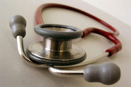 physician stethoscope